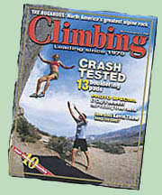Click to visit Climbing's web site
